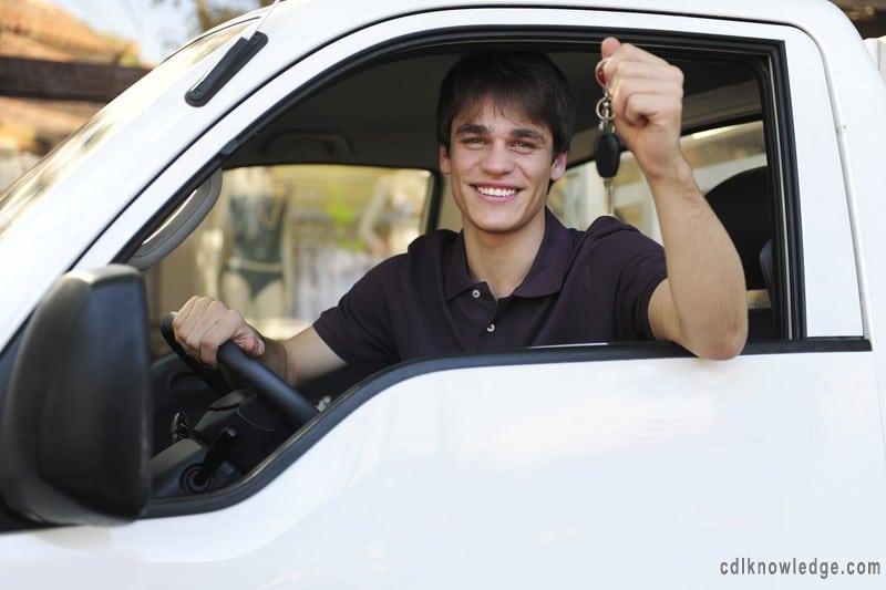 Beginner Commercial Driver