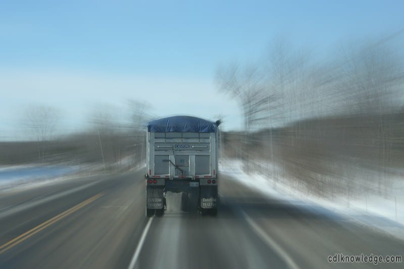 Truck Driving Emergencies