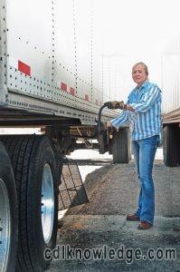 Truck Driving Health Risk