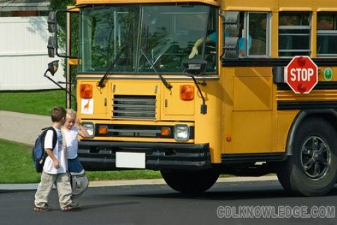 How to Get a Job as a School Bus Driver