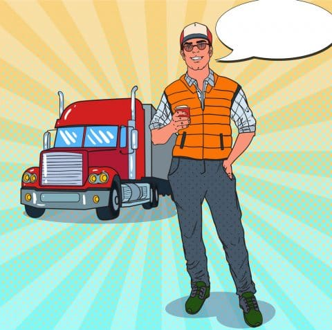CDL Driving Road Test