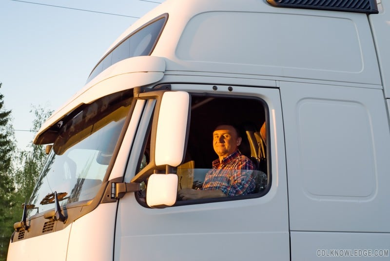 commercial driving license