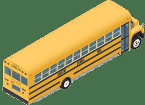 school bus endorsement - school bus test
