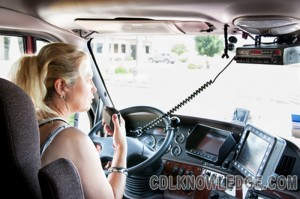Increase in Women Truck Drivers Needed