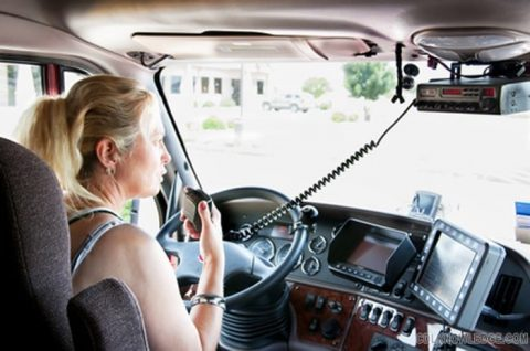 Increase in Women Truck Drivers Needed